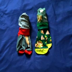 Rock The 80''s - 90's With These Totally RAD Socks